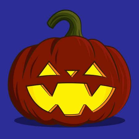 funny: funny pumpkin jack.