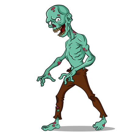 lame: lame zombie.