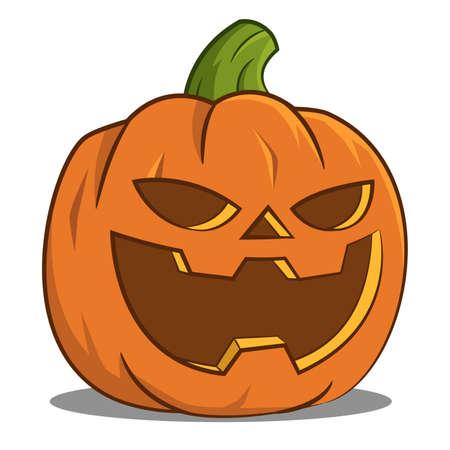 calabazas de halloween: Calabaza para Halloween.