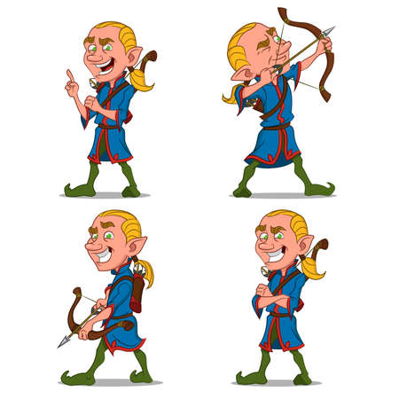 set of elves.