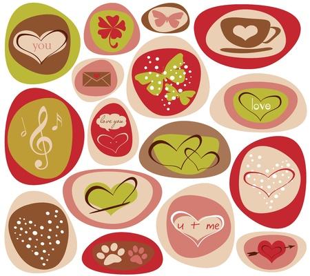 braun: hearts of love