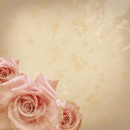 vintage background photo
