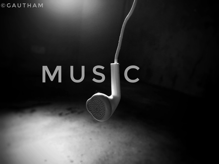 The most convincing life style of human are related eith music music is life