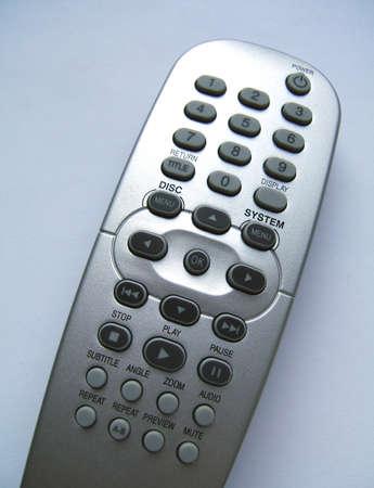 tv remotes: Remote control Stock Photo