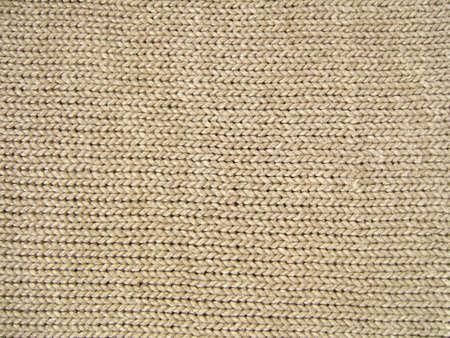 interlink: Brown lines wool pattern