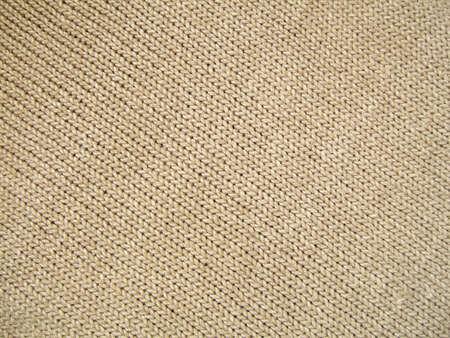 interlink: Diagonal brown wool background