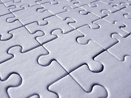 graphicals: Blue jigsaw background