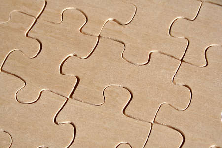graphicals: Wooden jigsaw pattern
