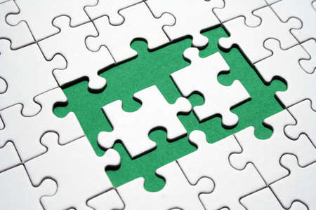 normal school: Jigsaws (conceptual)