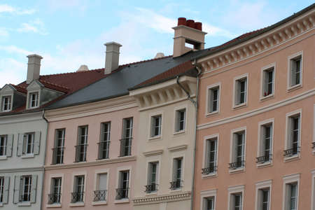 neighbour: Traditional building facade