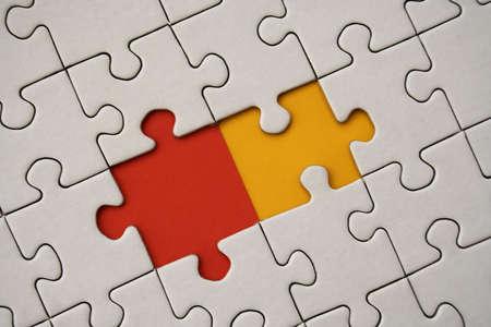 graphicals: Puzzle Stock Photo
