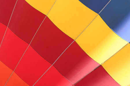 Colorful hot air balloon background photo