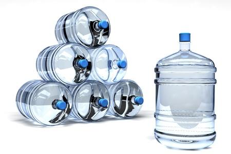 Fleswater Stockfoto