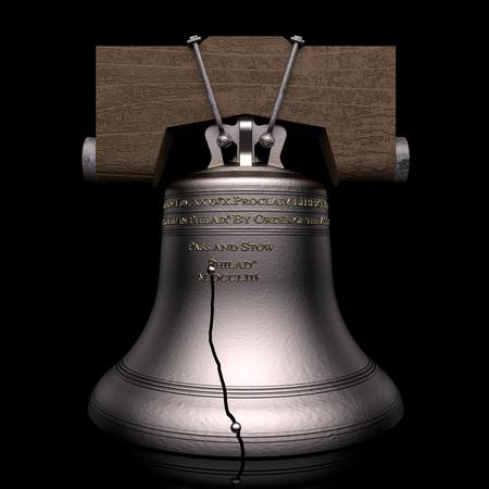 liberty bell: Liberty Bell Stock Photo