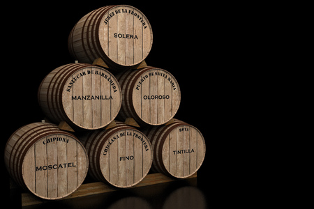 wines: Wines of Andalusia