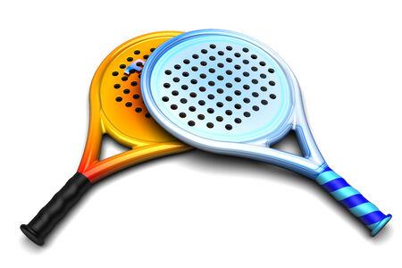 rackets: Paddle  Rackets Stock Photo