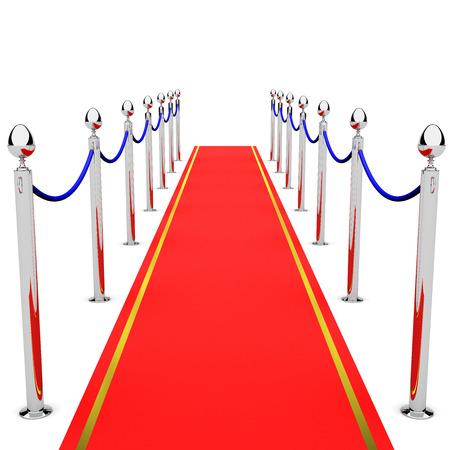red carpet: Red Carpet Stock Photo