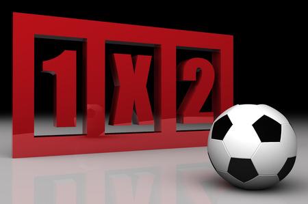 loteria: apuestas de fútbol