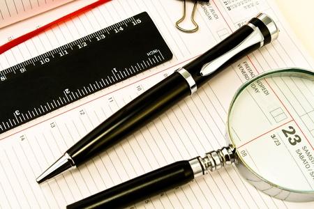puntualidad: Programa con herramientas de la puntualidad y la pluma