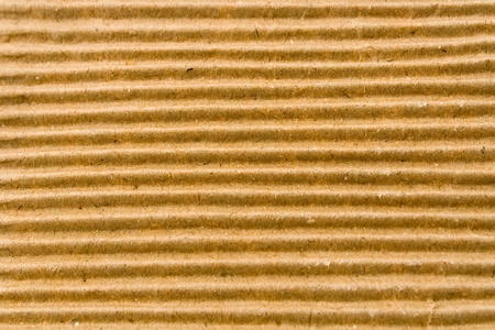 Texture of brown corrugate cardboard as background Stock Photo - 12367591