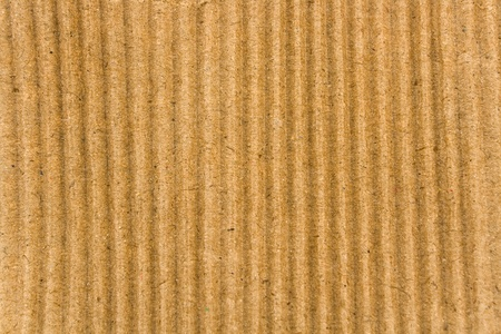Texture of brown corrugate cardboard as background Stock Photo - 13436036