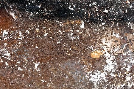 Rusty metal texture as background Stock Photo - 14870369