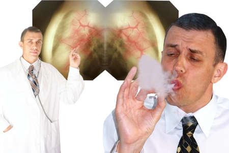 maligno: h�bito de perjudiciales de fumar notificar de servicio de salud no es saludable para usted