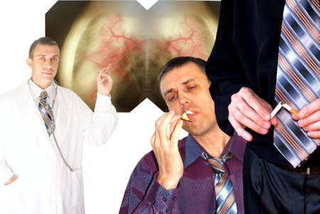 habit: health service notify-smoking  harmful habit  is not healthy for you