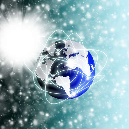 sphere of influence: Development of the highest world the Internet of technologies