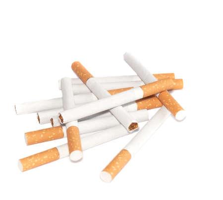 nicotinic: Get rid of nicotinic dependence and bad habits Stock Photo