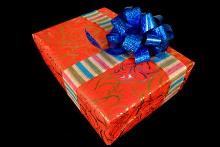 photorealism: For a holiday it is accepted to do surprises and to give gifts