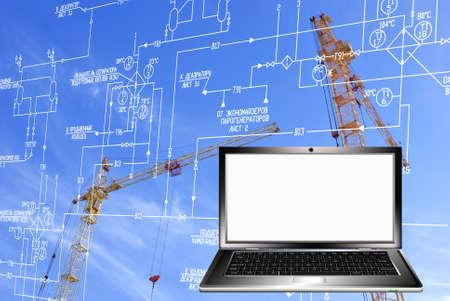 Engineering designing photo