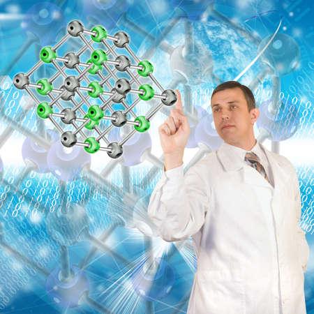 researches: Le pi� recenti tecnologie di ricerche scientifiche nel campo dello studio delle strutture molecolari