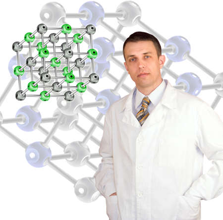 The newest technologies of scientific researches in the field of studying of molecular structures photo