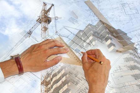 dibujo tecnico: El mantenimiento de equipo m�s reciente es ampliamente utilizado en la construcci�n de dise�o