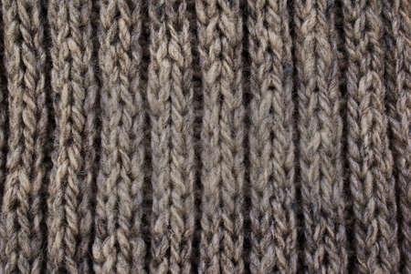 spliced: woolen texture Stock Photo