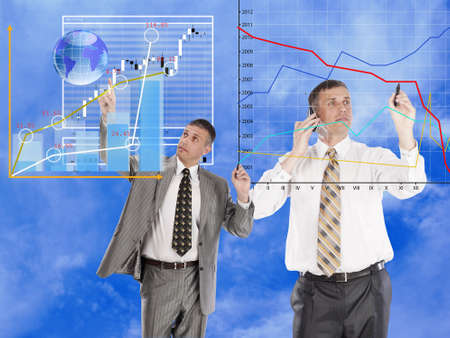 tabulation: At the financial exchange auctions online from profit to bankruptcy one step