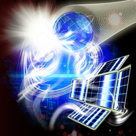 electric grid: Scientific researches in the field of transformation of a space solar energy
