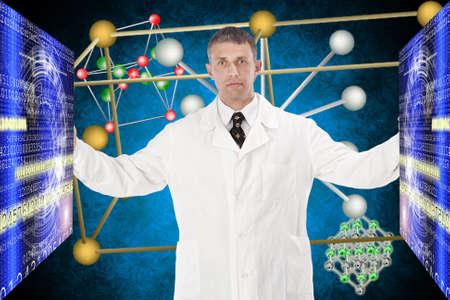researches: Ricerche scientifiche nel campo della creazione dei nuovi preparati medici