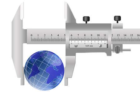 pied   � coulisse: Le concept moderne dans la sph�re des technologies innovantes de la m�trologie