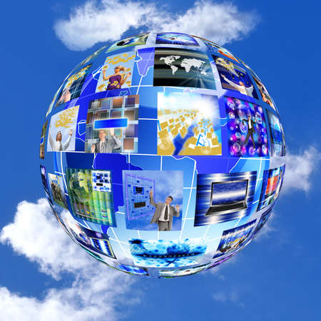 Internet concept Stock Photo - 12154949