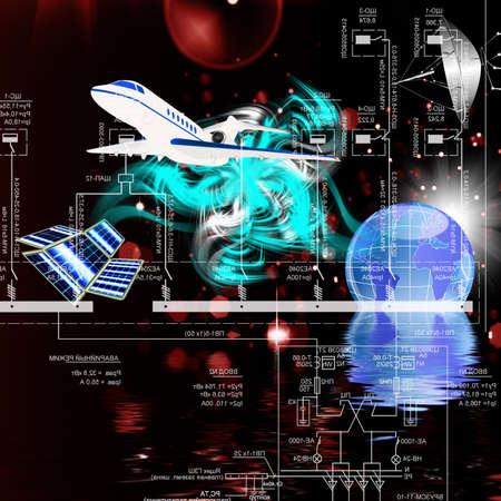 Designing cosmic technology photo