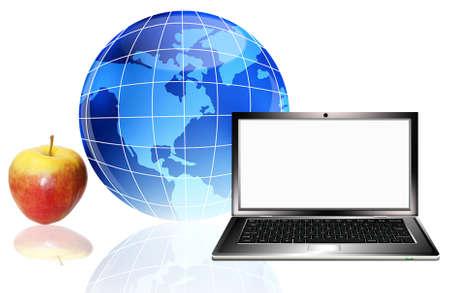 apple computer: Innovative computer the technology Internet