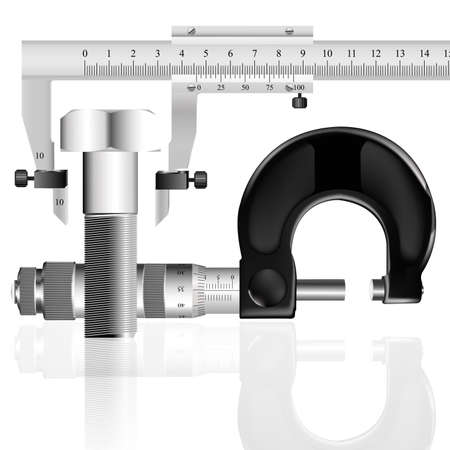 Innovative metrology Measurment background photo
