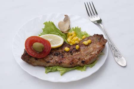 Creative food photo