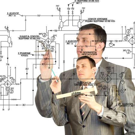 schema: Engineering  designing automation schema