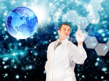g�n�tique: L'avenir g�n�tique m�decine