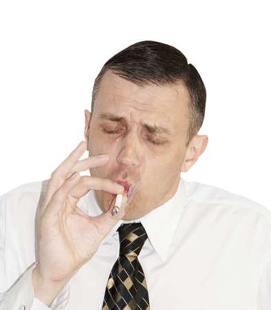nicotinic: Nicotinic dependence