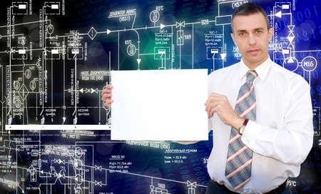 Engineering automation designing Energy photo
