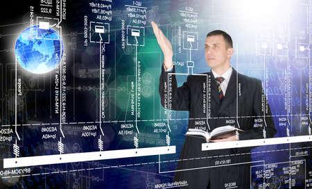 redes electricas: Ingenier�a de automatizaci�n de dise�o de la Energ�a